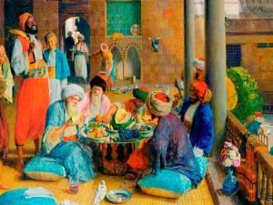 blog cocina arabe